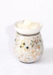 Cream & Gold Electric Wax Warmer