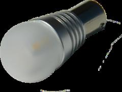 BAYONET BASE - LED TOWER BULB DOUBLE POST: WARM WHITE