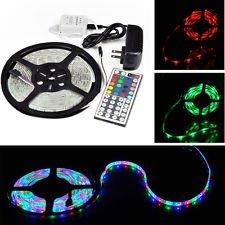 RGB LED Ribbon Flexible Strips - 12 Volt DC, RGB