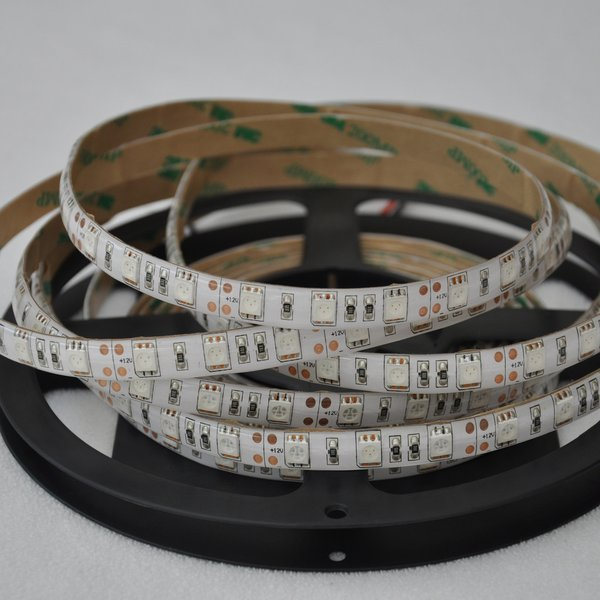 Rgb Led Ribbon Flexible Strips 12 Volt Dc Rgb Eez Rv