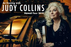 Jan. 5, Sat. 2019 - Judy Collins - Big Island - Gen. Adm.