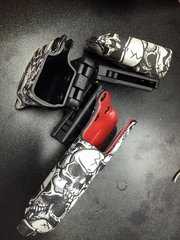 Springfield Armory Based Competition Holsters