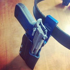 Beretta Based Competition Holsters