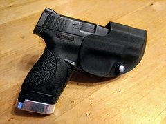 Smith and Wesson Based Competition Holsters