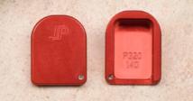 SP SIG P320/P250 9/40 21 round magazine EZ 140mm base pads