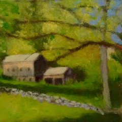 Barn In The Hollow