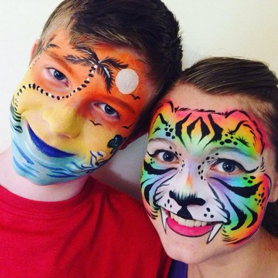 Learn How To Face Paint