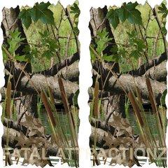 Camo Wetland S2 Cornhole Cover