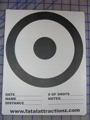 Shooting Target Style 4