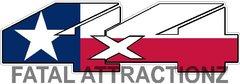 Texas Flag 4x4 S4