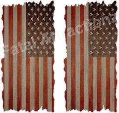 American Flag Boards Cornhole Cover