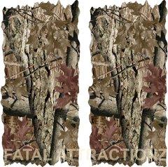 Camo Brown Cornhole Cover