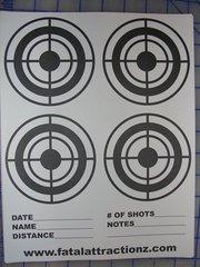 Shooting Target Style 5