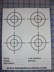 Shooting Target Style 6