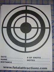 Shooting Target Style 3