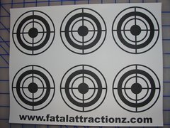 Shooting Target Style 8