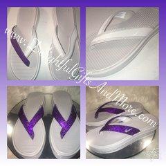 Custom NIKE Women's Ultra Celso Thong Sandal