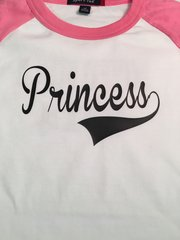 DAUGHTER/SON/PRINCE/PRINCESS ADD-ON TEE