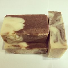 Lait de Coco (Coconut Milk) Kefir & Cacao Soap
