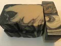 Activated Charcoal, Kefir & Bentonite Clay Soap
