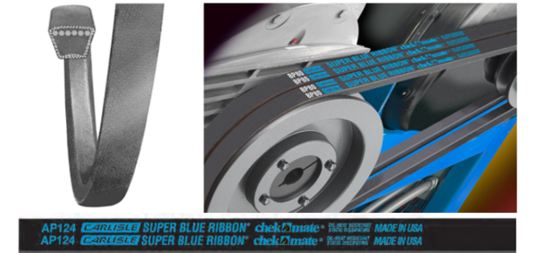 BP25 SUPER BLUE RIBBON V-BELT