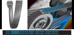 DP166 SUPER BLUE RIBBON V-BELT