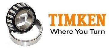 SET52 TIMKEN 25580 / 25520 BEARING SET