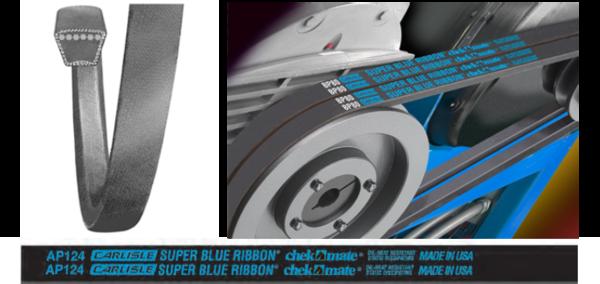 AP42 SUPER BLUE RIBBON V-BELT