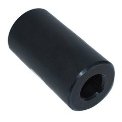 "127-1600 1"" SHAFT COUPLER 3"" LONG"