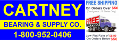 Cartney Bearing And Supply Co.