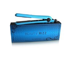 "Beauty Frizz Professional Straightening Iron 1.25"" Blue"