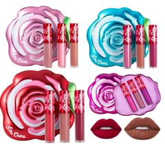 Lime Crime Mini Velvetines Boxed Set (Choice of Pink, Blue, Red and Fucshia Boxed Set)