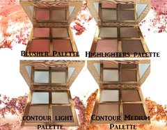 Makeup Palette by Duped Cosmetics® (Blush, Highlighter or Contour)