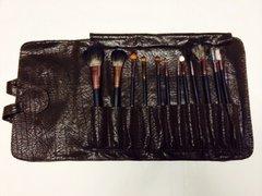 Dollface Cosmetics 12 piece professional brush set
