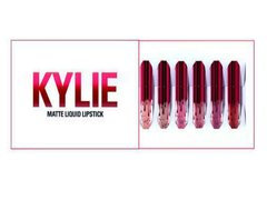 Kylie Cosmetics Valentine Day Edition Matte Liquid Lipstick 6pcs Kit