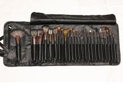 Dollface Cosmetics 24 piece professional brush set