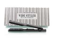 Amore Classic wide styler dark gray