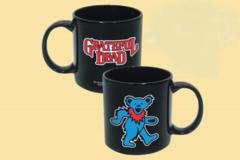 Grateful Dead Dancing Bear XL 20oz. Ceramic Mug