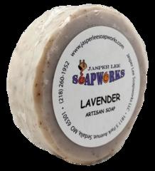 Lavender Round