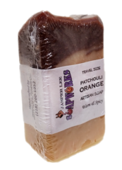 Patchouli Orange