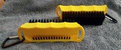 Hand/Nail Brush w/ Carabiner