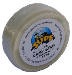 All-in-one Camp Soap