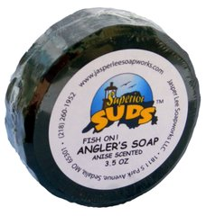 Fish On! Angler's Soap
