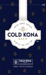 Cold Kona Brew