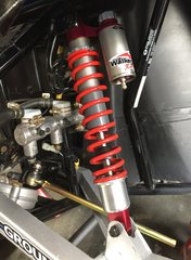 "RZR-170 1.75"" COILOVER FRONT SHOCK"
