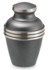 Ashen Pewter Full Size Urn