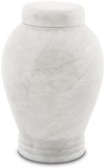 Antique White Full Size Urn