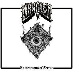 Mangler - Dimensions Of Terror ( Cassette )