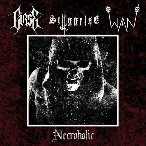 CURSE / STYGGELSE / WAN - Necroholic ( CD )