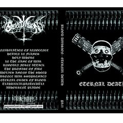 Blood Divison - ETERNAL DEATH ( CD )